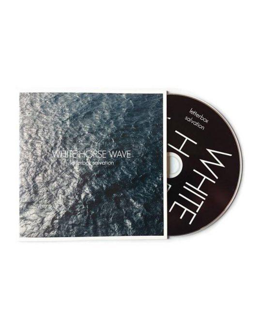 White Horse Wave CD Album
